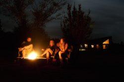 activities campfire