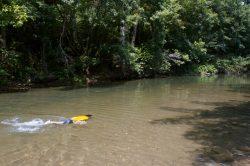 activities swimming hole Chris